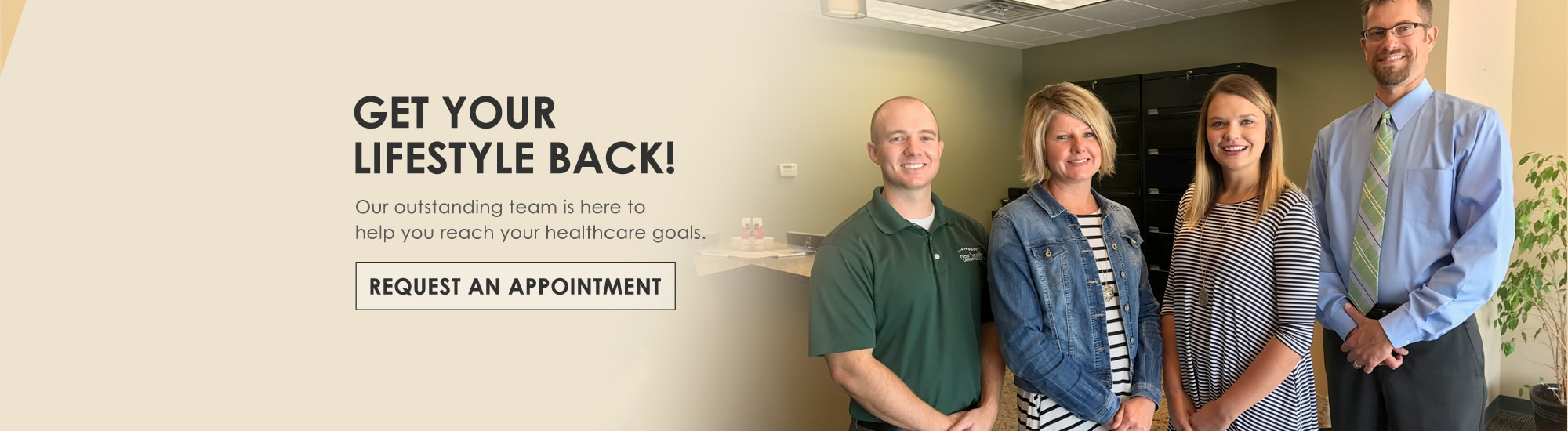 Chiropractor Effingham IL request appointment